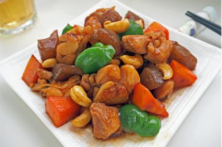 炒め カシューナッツ 鶏肉とカシューナッツ炒めのレシピ